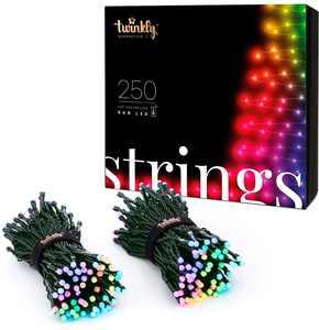 Twinkly Smart Light String 250 LED RGB Generation II