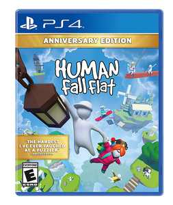 Human: Fall Flat Anniversary Edition - PlayStation 4, PlayStation 5