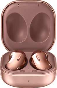 Samsung - Galaxy Buds Live True Wireless Earbud Headphones - Bronze