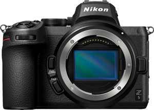 Nikon - Z 5 Camera Body - Black