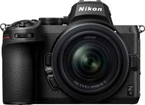 Nikon - Z 5 w/ NIKKOR Z 24-50mm f/4-6.3 - Black