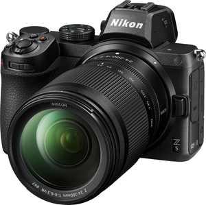 Nikon - Z 5 w/ NIKKOR Z 24-200mm f/4-6.3 VR - Black