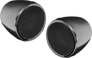 BOSS AUDIO SYSTEMS MCBC425BA - Black Chrome
