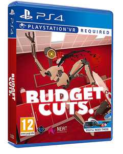 Budget Cuts - PlayStation 4, PlayStation 5