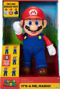 Jakks Pacific - Super Mario It's-A-Me Figure