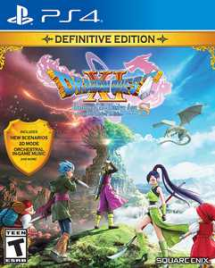 Dragon Quest XI S: Echoes of an Elusive Age Definitive Edition - PlayStation 4, PlayStation 5