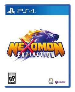 Nexomon: Extinction - PlayStation 4, PlayStation 5