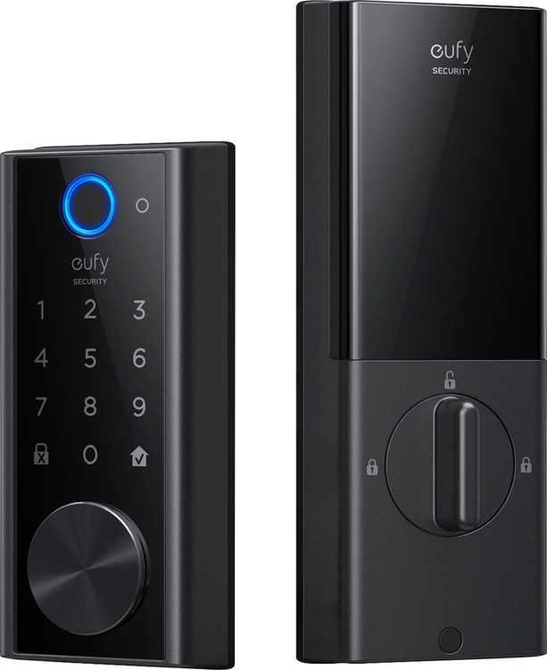 eufy - Smart Lock Touch & Wi-Fi
