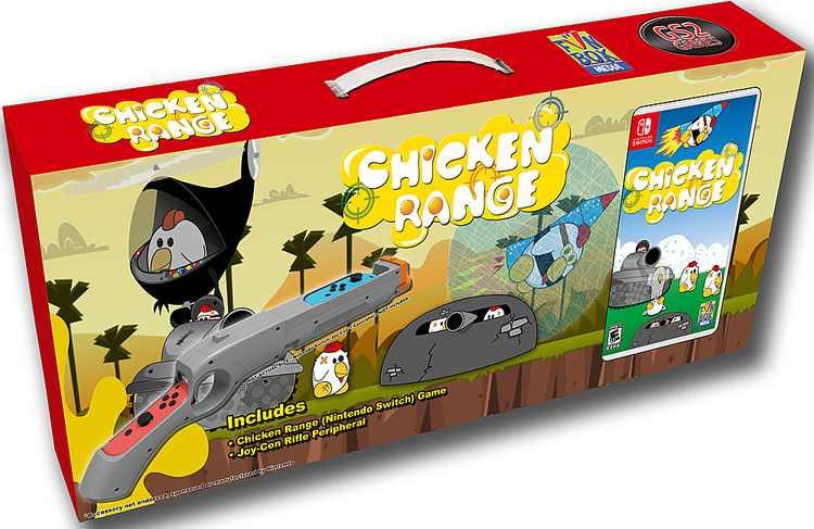Chicken Range Bundle - Nintendo Switch