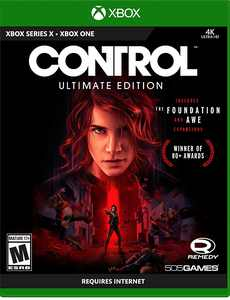 Control Ultimate Edition - Xbox One, Xbox Series X