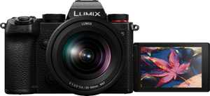 Panasonic - LUMIX S5 Mirrorless Camera with 20-60mm F3.5-5.6 Lens