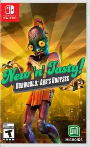 Oddworld: Abe's Oddysee - New 'n' Tasty - Nintendo Switch