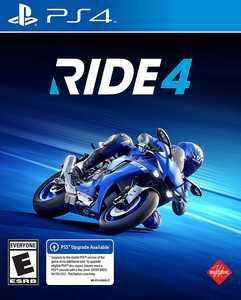 RIDE 4 - PlayStation 4, PlayStation 5