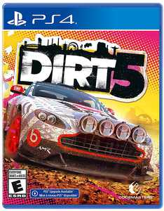 DIRT 5 - PlayStation 4, PlayStation 5