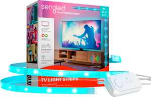 Sengled - Smart WiFi LED Multicolor TV Lightstrip (4M) - Multicolor