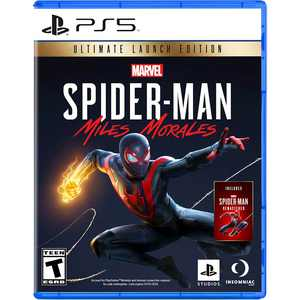 Marvel's Spider-Man: Miles Morales Ultimate Launch Edition - PlayStation 5