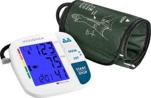 Insignia - Blood Pressure Monitor - White