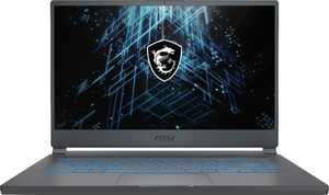 """MSI - Stealth 15m 15.6"""" Gaming Laptop - Intel Core i7 - 16GB Memory - NVIDIA GeForce RTX 2060 Max Q - 1TB Solid State Drive - Carbon Gray"""