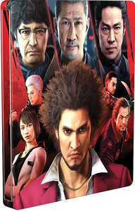 Scanavo - Yakuza Like a Dragon SteelBook - Black