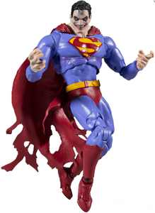 "McFarlane Toys - DC Multiverse Build-A 7"" Action Figure - Superman The Infected"