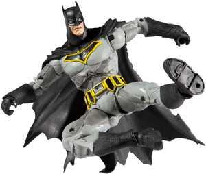 """McFarlane Toys - DC Multiverse Build-A 7"""" Action Figure - Batman"""