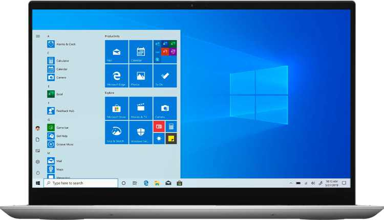 "Dell - Inspiron 7000 2-in-1 - 15.6"" FHD Touch Laptop - 11th Gen Intel Core i7 - 16GB RAM - 512GB SSD + 32GB Optane - Silver"