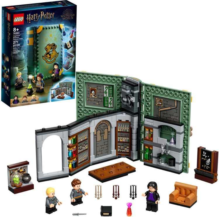 LEGO - Harry Potter Hogwarts Moment: Potions Class 76383
