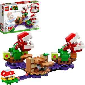 LEGO - Super Mario Piranha Plant Challenge Expansion Set 71382