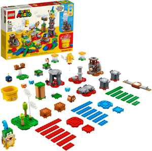 LEGO - Super Mario Master Your Adventure Maker Set 71380