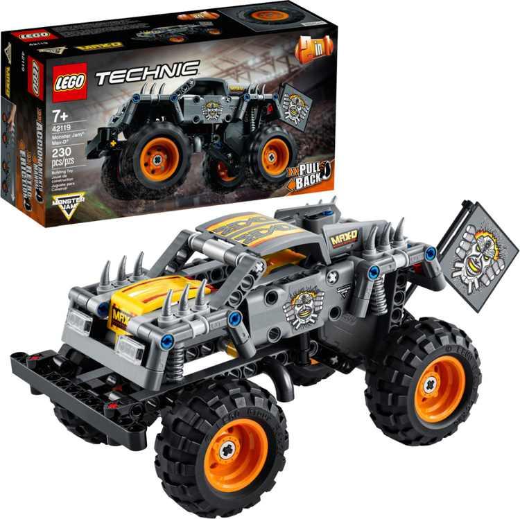 LEGO - Technic Monster Jam Max-D 42119