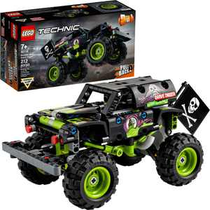 LEGO - Technic Monster Jam Grave Digger 42118