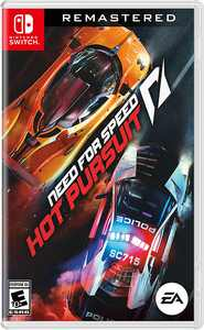 Need for Speed: Hot Pursuit Remastered - Nintendo Switch, Nintendo Switch Lite