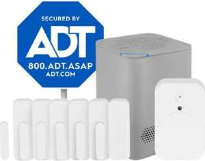 ADT - 10-Piece Starter Kit - DIY Security System
