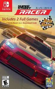 Super Street Rally Racer 2 in 1 - Nintendo Switch