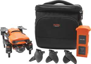 Autel Robotics EVO II Pro 6K Plus On The Go Bundle - Black/Orange