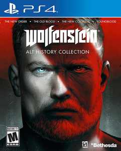 Wolfenstein: The Alternative History Bundle - PlayStation 4, PlayStation 5