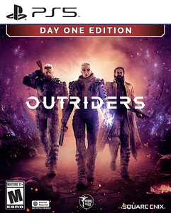 Outriders Day 1 Edition - PlayStation 5