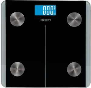 Etekcity Smart Fitness Scale - Black