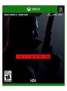Hitman 3 - Xbox Series S, Xbox Series X, Xbox One