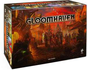 Gloomhaven - Cephalofair Games	Gloomhaven Board Game