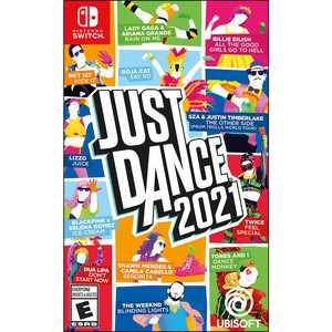 Just Dance 2021 - Nintendo Switch, Nintendo Switch Lite [Digital]