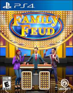 Family Feud - PlayStation 4, PlayStation 5