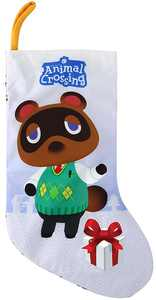 Sunrise Identity - Animal Crossing Tom Nook Holiday Stocking