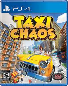 Taxi Chaos - PlayStation 4, PlayStation 5