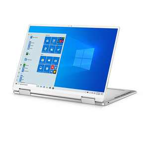 "Dell - XPS 13.4"" 2-in-1 Touch UHD+ Laptop - Intel Core i7- 16GB Memory - 512GB Solid State Drive - Platinum Silver, Arctic White interior"