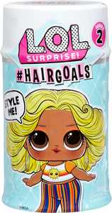 MGA Entertainment - L.O.L. Surprise Hairgoals 2.0 Assorted