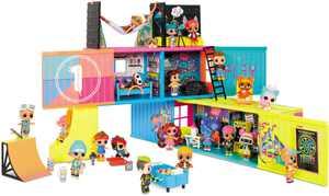 L.O.L. Surprise! - L.O.L. Surprise Clubhouse Playset