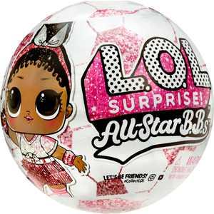 L.O.L. Surprise! - L.O.L. Surprise All Star BBs - Soccer