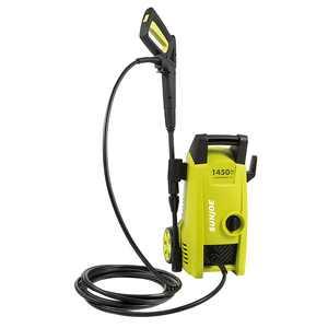 Sun Joe SPX1000 Electric Pressure Washer | 1450 PSI Max | 1.45 GPM | 11-Amp - Green & Black