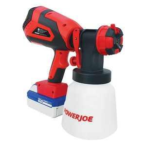 Sun Joe - iON+ Cordless HVLP Handheld Paint Sprayer Kit